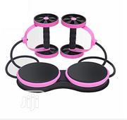 Advanced Revoflex Ab Roller Wheel -pink | Sports Equipment for sale in Lagos State, Mushin
