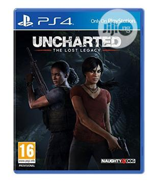 Uncharted: The Lost Legacy (PS4) | Video Games for sale in Lagos State, Ikeja