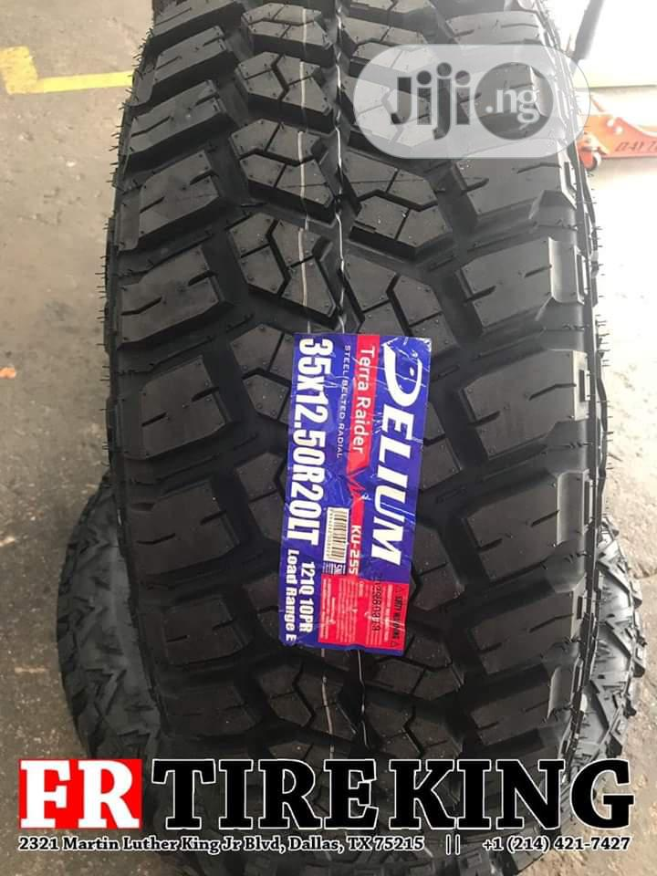 Jeep and Low Profile Tyres | Vehicle Parts & Accessories for sale in Oshodi, Lagos State, Nigeria