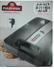 Rashnik 4 Slices Sandwich Maker | Kitchen Appliances for sale in Lagos State, Mushin