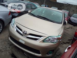 Toyota Corolla 2012 Gold | Cars for sale in Lagos State, Apapa