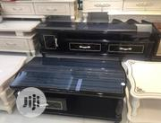 Durable Centre Table and Tv Stand Uniquely in Black | Furniture for sale in Bayelsa State, Yenagoa