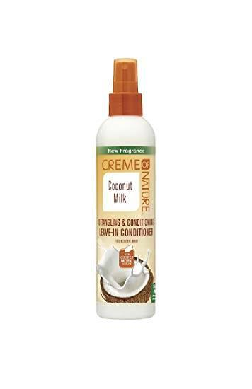Creme Of Nature Coconut Milk Detangling & Leave In Conditioner