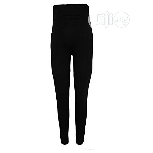 Target Collection Women's Maternity Leggings – Black