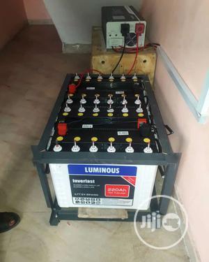Luminous Tubular Battery | Solar Energy for sale in Lagos State, Ojo