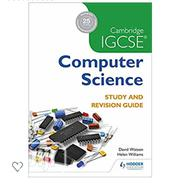 Cambridge IGCSE Computer Science Study and Revision Guide by David W. | Books & Games for sale in Lagos State, Ikeja