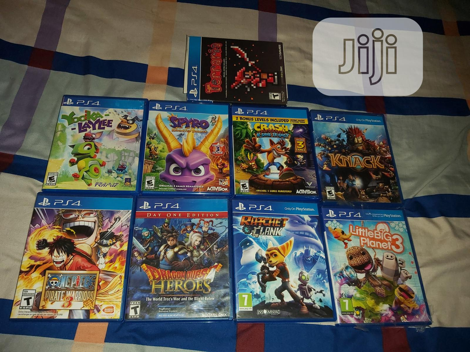 Ps4 Games For Kids In Surulere Video Games Jay Bazka Jiji Ng For Sale In Surulere Buy Video Games From Jay Bazka On Jiji Ng