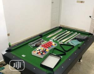 Snooker Board With Double Accessories   Sports Equipment for sale in Ogun State, Ado-Odo/Ota