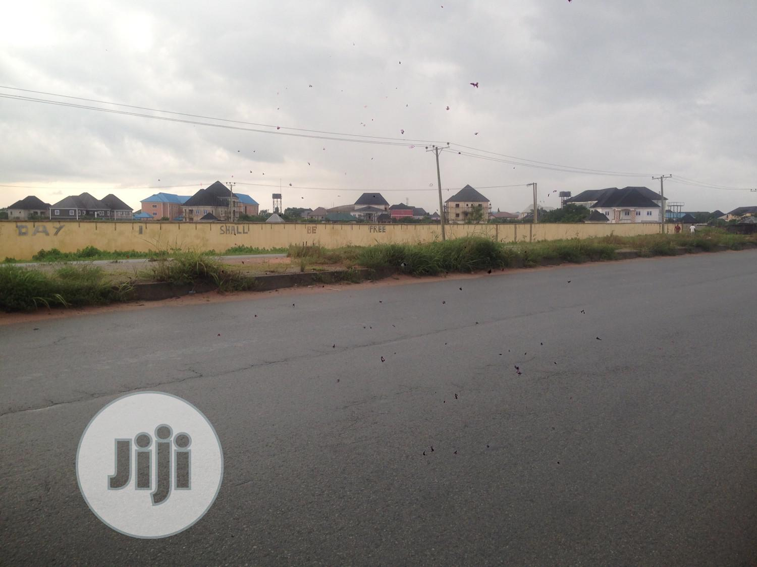 6 Plots of Land for Sale Facing Along Port Harcourt Road New Owerri | Land & Plots For Sale for sale in Owerri, Imo State, Nigeria