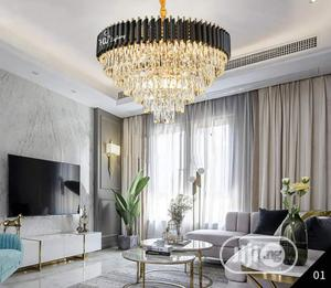 Classical Led Crystal Chandeliers | Home Accessories for sale in Lagos State, Badagry