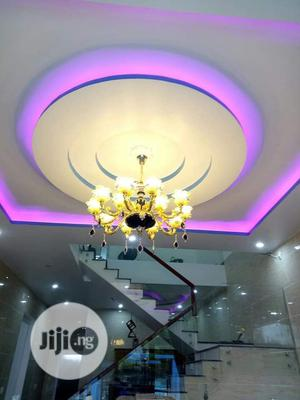 Classical Crystal Gold Chandeliers | Home Accessories for sale in Lagos State, Badagry