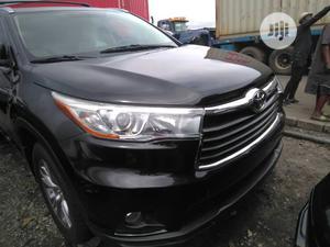 Toyota Highlander 2015 Black | Cars for sale in Lagos State, Apapa