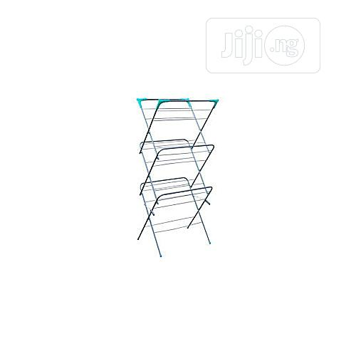 Prima Deluxe 3 Tier Clothes Airer/Dryer | Home Appliances for sale in Ajah, Lagos State, Nigeria