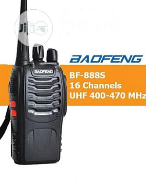 Baofeng 888S Two-Way Radio   Audio & Music Equipment for sale in Lagos State, Ikeja