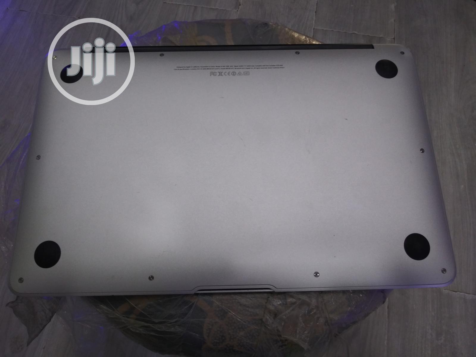 Laptop Apple MacBook Air 8GB Intel Core i7 SSD 256GB | Laptops & Computers for sale in Ikeja, Lagos State, Nigeria