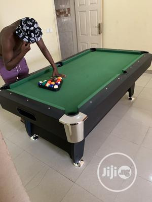 Pool Table With Double Accessories | Sports Equipment for sale in Rivers State, Port-Harcourt