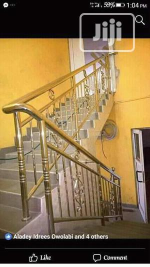 Masterfix Handrails. Neat And Affordable Rails For Your Home | Building Materials for sale in Lagos State, Maryland