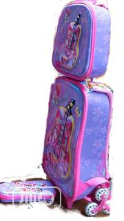 Princess 3 In 1 Kids'school Bag Trolley | Babies & Kids Accessories for sale in Lagos State, Amuwo-Odofin