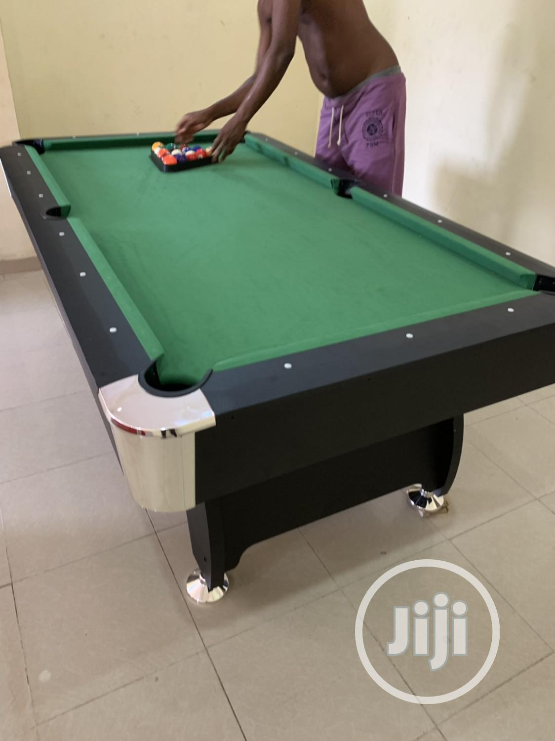 New Imported Snooker Board