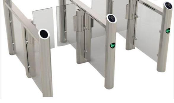 Swing Barriers With RFID Features