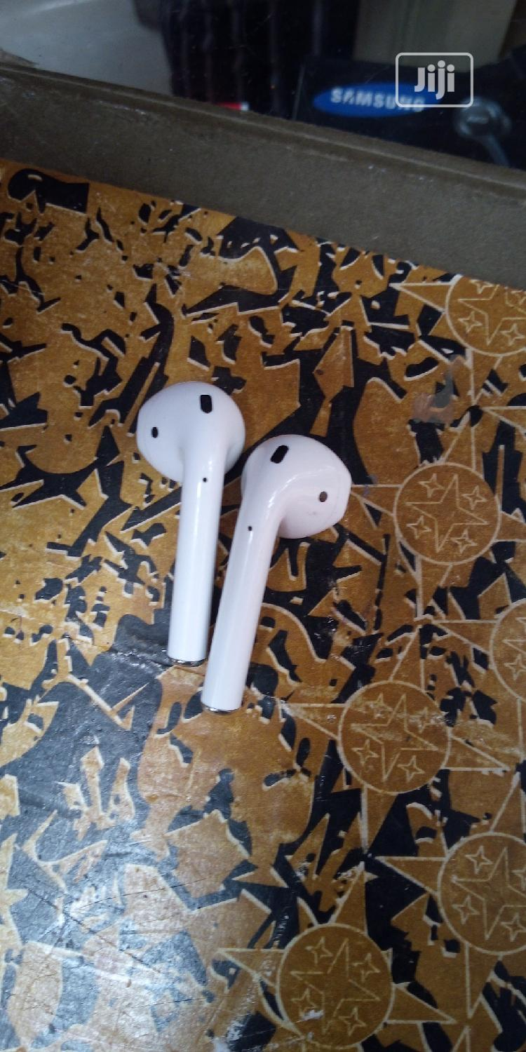 I12-Tws Wireless Bluetooth Airpod 4 Apple Android With Touch Control   Headphones for sale in Ikeja, Lagos State, Nigeria