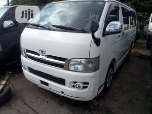 Toyota Hiace 2010 Model | Buses & Microbuses for sale in Lagos State, Apapa