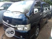 Toyota Grand Hiace 2010 Blue | Cars for sale in Lagos State, Apapa