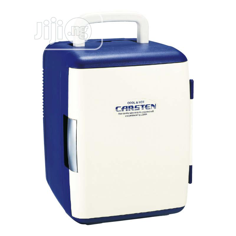 Archive: Carsten 2 Powered Temperature Refrigerator