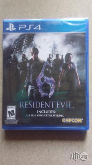 Resident Evil 6 Ps4 | Video Games for sale in Rivers State, Obio-Akpor