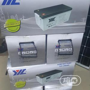 12 200ah Battery | Solar Energy for sale in Lagos State, Ajah