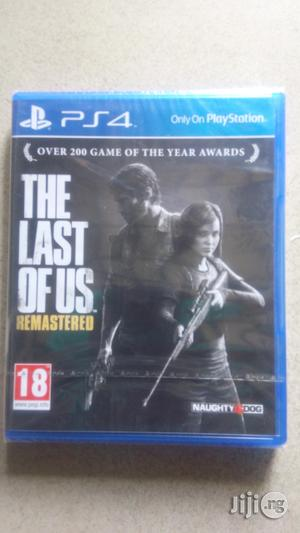 The Last Of Us Ps4. | Video Games for sale in Rivers State, Obio-Akpor