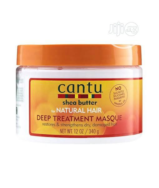 Cantu Deep Treatment Masque For Natural Hair 12oz