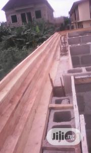 Ade-west Parapet Roofing Disine Iron Bending And Gerad Installation   Building & Trades Services for sale in Lagos State, Ikorodu