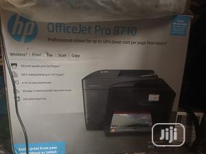 HP Printer Officejet Pro 8710 All In One Printer | Printers & Scanners for sale in Abuja (FCT) State, Asokoro