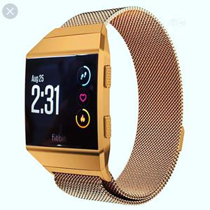 Fitbit Fitness Sports Smart Watch (Ionic)   Smart Watches & Trackers for sale in Lagos State, Ikeja