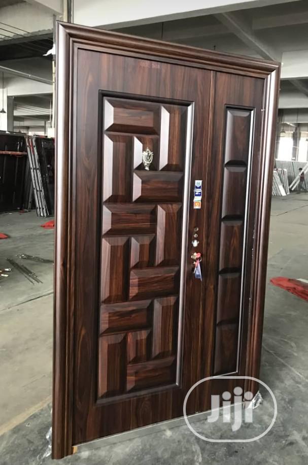 70mm Entrance Door