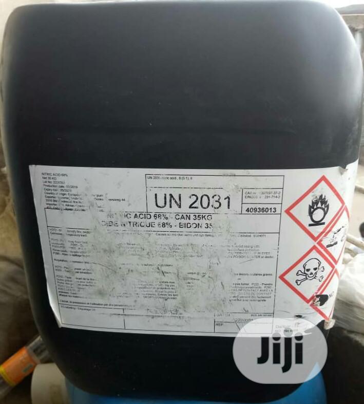Nitric Acid (1keg)