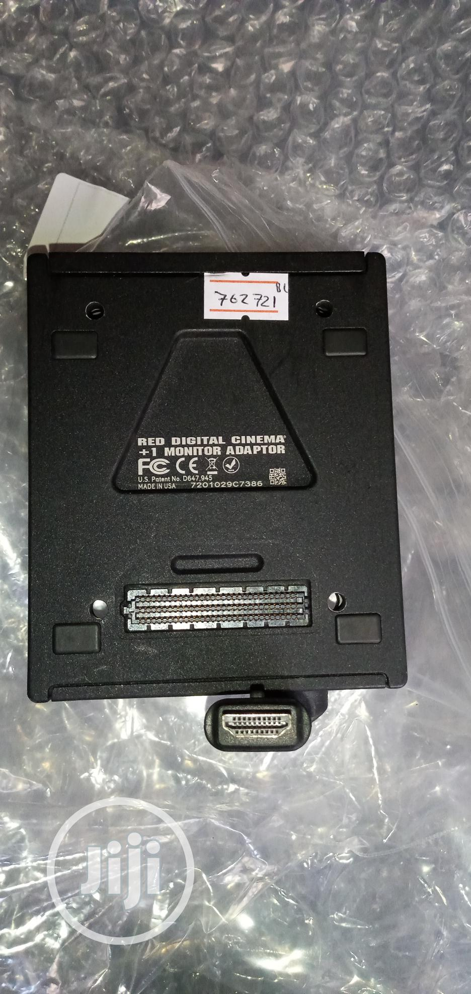 Archive: Red (Epic,Scarlet,Dragon) Camera Hdmi Adaptor Module(ADAPTOR ONLY)