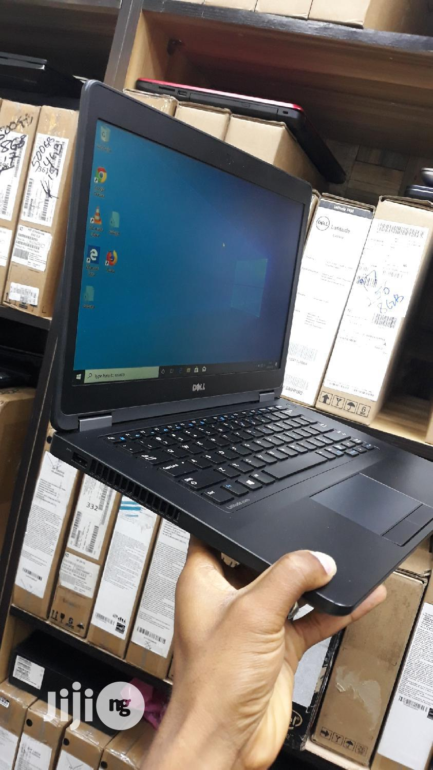 Laptop Dell Latitude 14 5480 16GB Intel Core i7 SSD 256GB | Laptops & Computers for sale in Ikeja, Lagos State, Nigeria