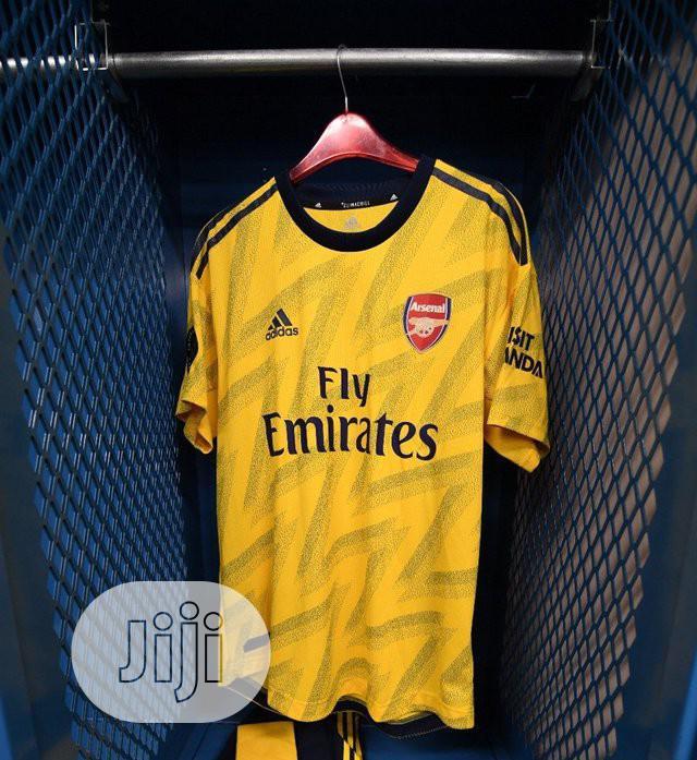 Original Arsenal FC Home Away Jersey