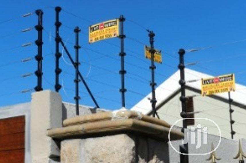 Electric Fencing Systems In Nigeria