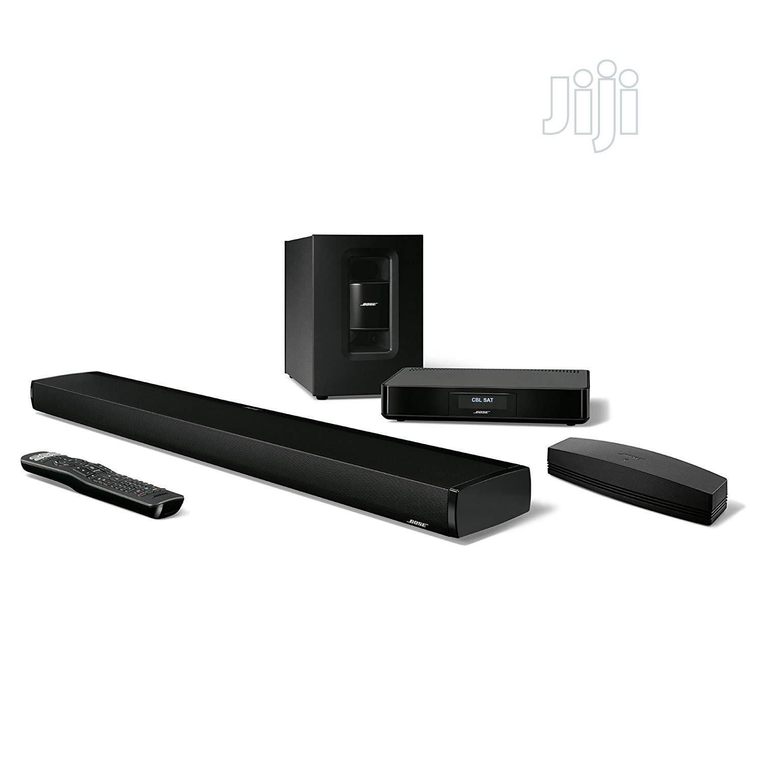 Bose Soundtouch 130 Home Theater System - Black
