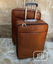 Skin Leather Traveling Box Available as Seen Order Yours Now   Bags for sale in Lagos State, Lagos Island