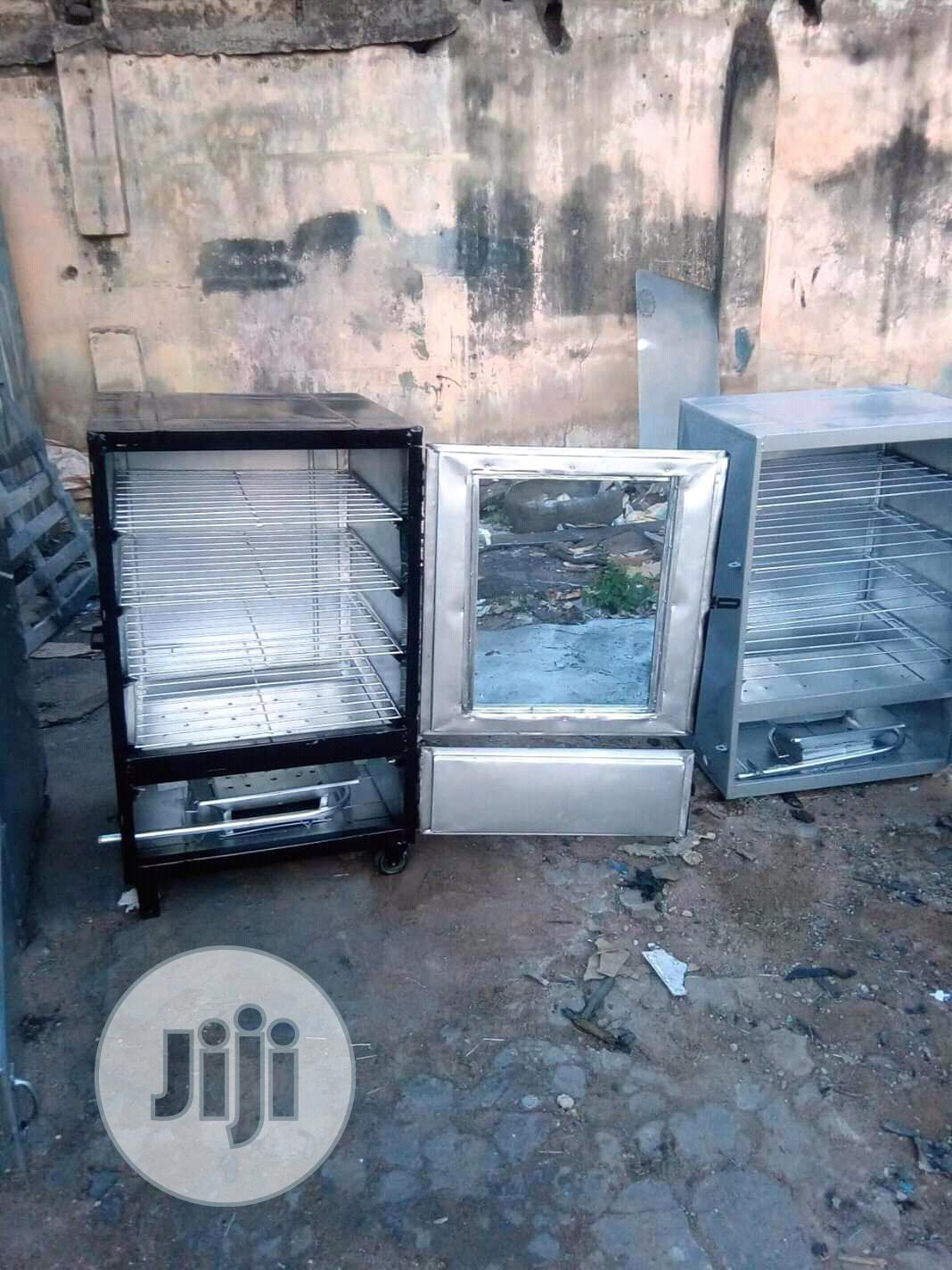 Easy-tech Enterprises Charcoal And Gas Oven | Industrial Ovens for sale in Ilorin West, Kwara State, Nigeria