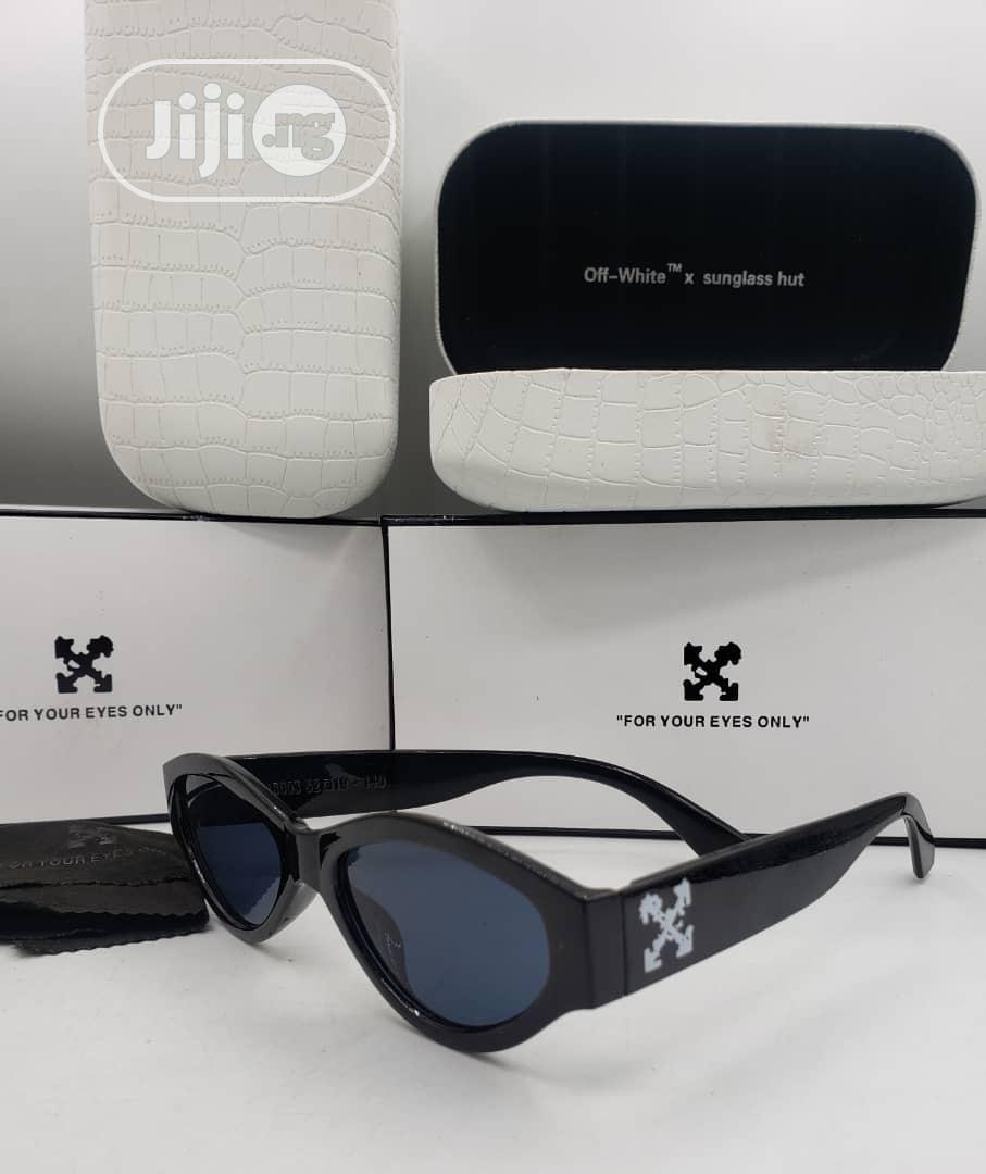 Off-White Glasses