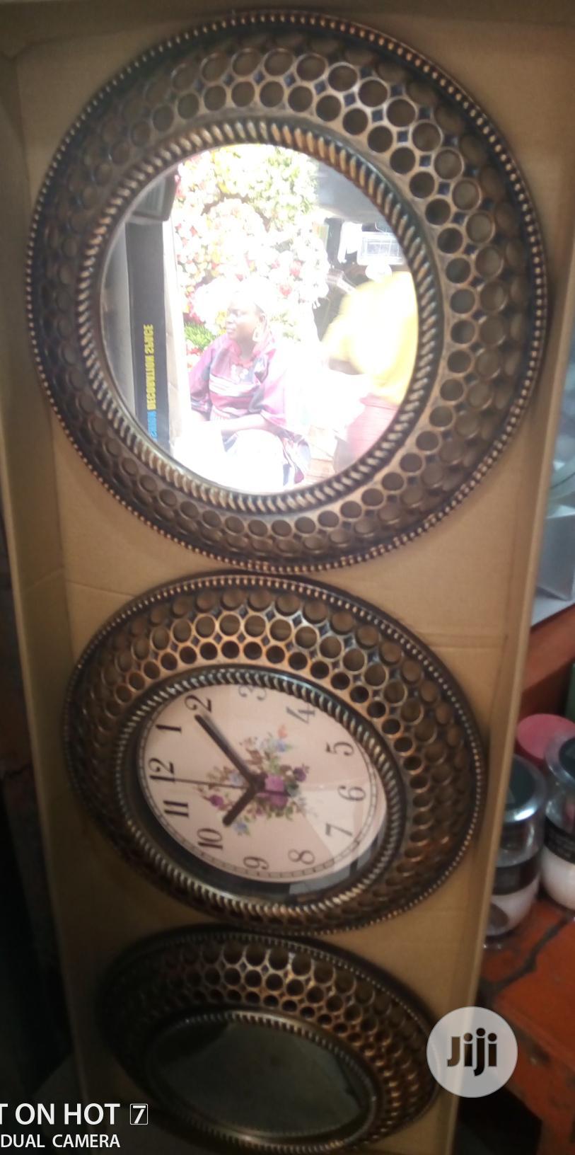 3in1 Wall Decorative Mirror