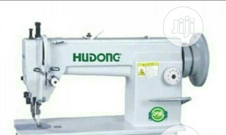 Hudong Industrial Sewing Machines 0303 For Leather