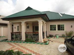 Tastefully Finished 4bedroom Detached Bungalow At Rumuosi Ozuoba PH | Houses & Apartments For Sale for sale in Rivers State, Port-Harcourt