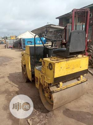Bomag Vibrating Roller 3 Tons | Heavy Equipment for sale in Lagos State, Surulere