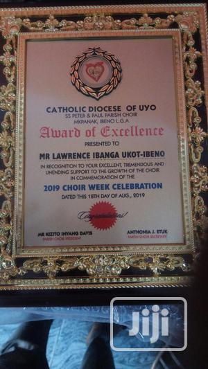 Presentable Award | Arts & Crafts for sale in Lagos State, Surulere